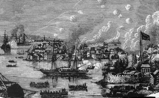 England and China: The Opium Wars, 1839-60
